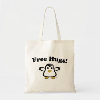 O bolsa livre do pinguim dos abraços