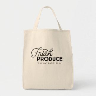 O bolsa local do mantimento dos produtos frescos