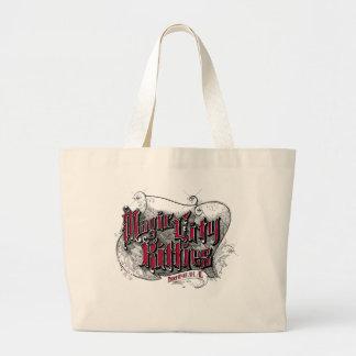 O bolsa mágico do jumbo dos gatinhos da cidade