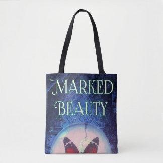 O bolsa marcado do desenhista da beleza