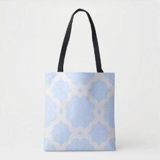 O bolsa marroquino dos azuis bebés