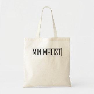 O bolsa minimalista