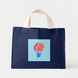 O bolsa minúsculo do balão de ar