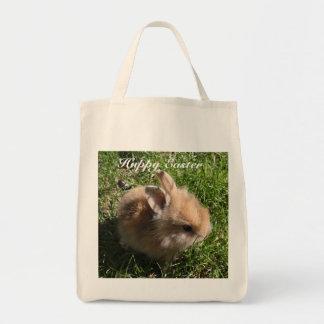 O bolsa minúsculo do coelho do felz pascoa