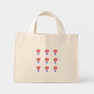 O bolsa minúsculo dos balões de ar