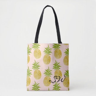 O bolsa Monogrammed do abacaxi fino