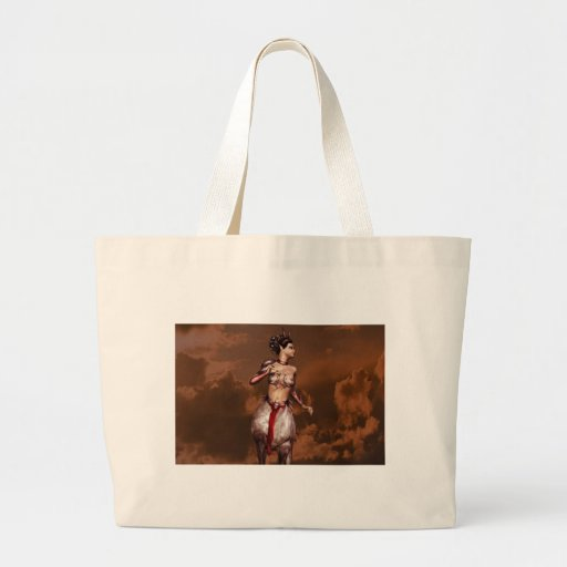 O bolsa Mythical das canvas do centauro