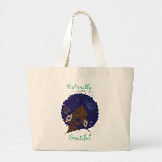 """O bolsa """"naturalmente bonito"""""""