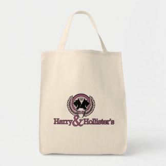 O bolsa orgânico do mantimento de Harry & de