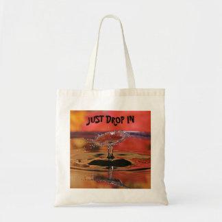 O bolsa original da gota da água