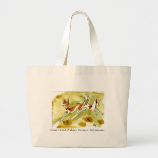 O bolsa para amantes do cão de Ibizan