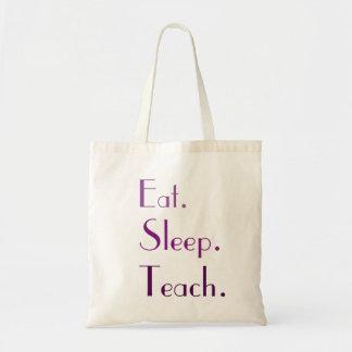 O bolsa para o professor