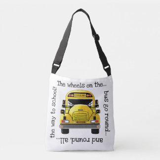 O bolsa personalizado auto escolar