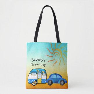O bolsa personalizado bonito do viagem da viagem