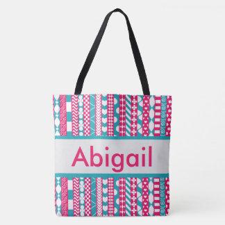 O bolsa personalizado de Abigail