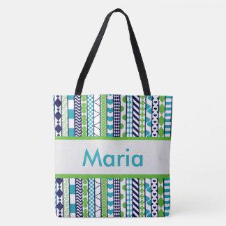 O bolsa personalizado de Maria
