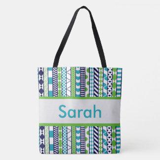 O bolsa personalizado de Sarah