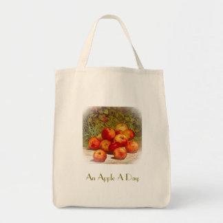 O bolsa personalizado do mantimento que