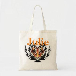 O bolsa principal do tigre