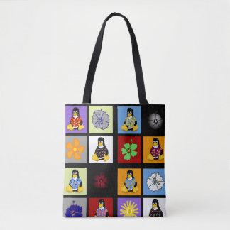 O bolsa quatro quadrado