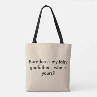 O bolsa relutante de Burndee do padrinho