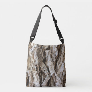 O bolsa rústico de Camo do latido de árvore