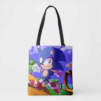 o bolsa sanic bonito