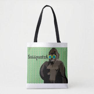 O bolsa Sassy de Sasquatch