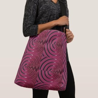 O bolsa violeta da rotação