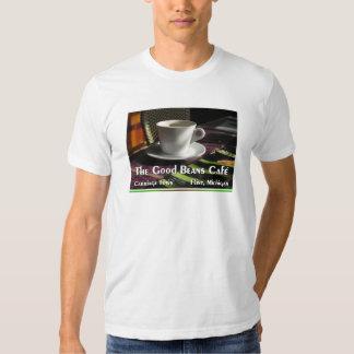O bom T do café dos feijões Tshirt
