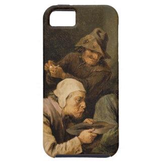 O boné da convicção por David Teniers o mais novo Capas Para iPhone 5