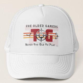 O boné de beisebol mais velho dos Gamers -