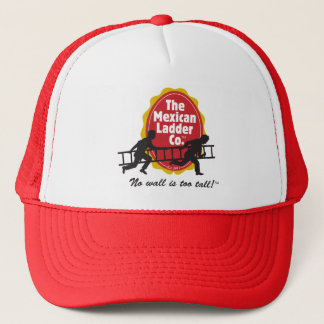 O boné oficial do camionista de Mexicano Escada