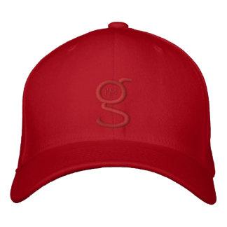 O boné w de FlexFit eu sou logotipo de G