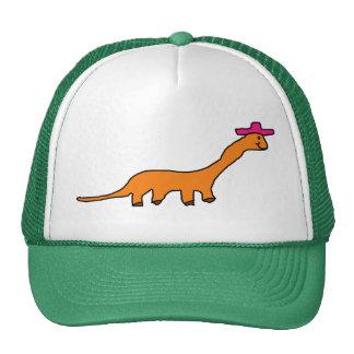 O Brontosaurus Boné