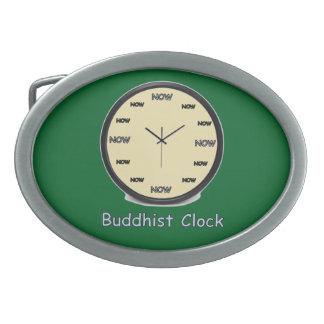 O budista cronometra agora