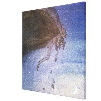 O cabo dos mágicos por John Bauer Impressão Em Tela