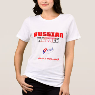 o cabouqueiro do russo votou a camisa engraçada do