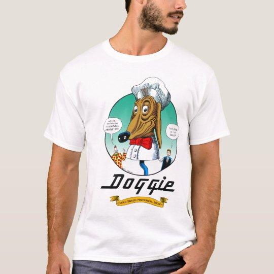 O cachorrinho camiseta