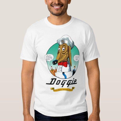 O cachorrinho tshirts
