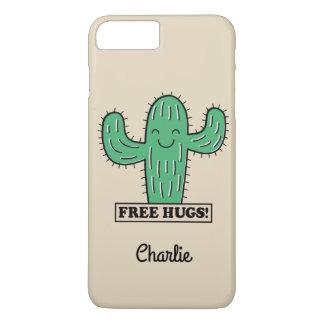 O cacto livre abraça capas de telefone conhecidas