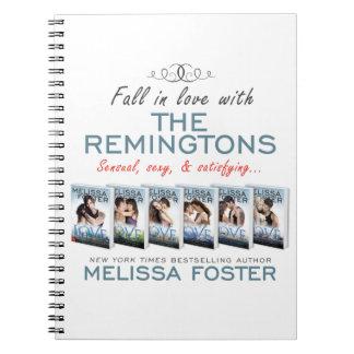 O caderno de Remingtons