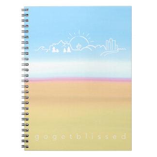 O caderno Utá do viajante inspirado
