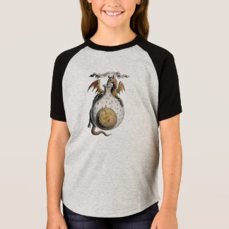 O cadinho do dragão camiseta