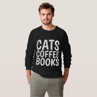 O CAFÉ dos GATOS REGISTRA camisetas engraçadas &