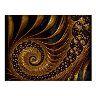 o café empluma-se o cartão do fractal