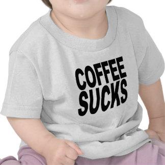 O café suga t-shirt