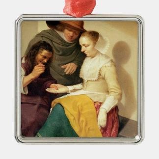 O caixa de fortuna, 1631 enfeite