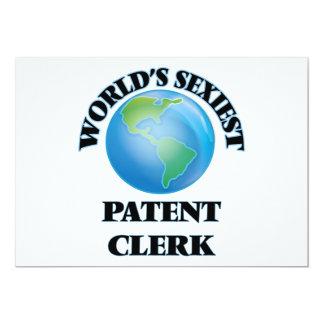 """O caixeiro o mais """"sexy"""" da patente do mundo convites"""