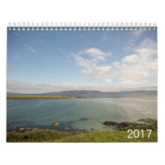 O calendário 2017 de Portnoo